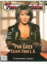 WoW! Femme Fatales V5#2  The Phantom! Lexx! Escape From L.A.!  Space Truckers!