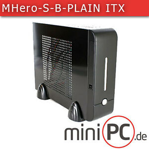 MHero-S-B-PLAIN Mini-ITX Gehäuse