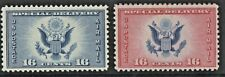 1934 &1936 - USA - AIR POST SPECIAL DELIVERY - MNH - LOW START PRICE.