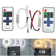 DC 12-24V Mini LED Controller Dimmer For LED Strip 5050 3528 Wireless RF Remote