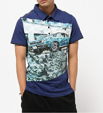 POLO  DESIGUAL   MUSTANG    Taille  XL