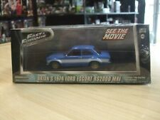 FAST & FURIOUS Brian's 1974 Ford Escort RS200 MK1 SCALE 1:43 by GREENLIGHT