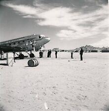 TAMANRASSET c. 1955 - Hoggar Aérodrome Avion Algérie - DIV 9455