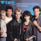 WIND - CD - JEDER HAT EIN RECHT AUF LIEBE