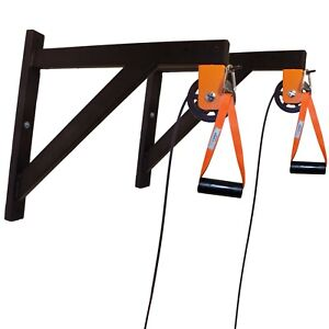 Heavy Duty Wall Mounted Cable Crossover