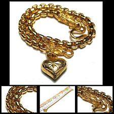 Brass Bracelet Gold Pendant Thai Amulet Magic Lucky Buddha Protection Handmade