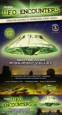 UFO Encounters Monument Valley GLOW Edition Model Kit by Atlantis Toy and Hobby