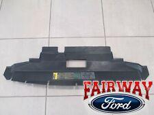 99 thru 04 Super Duty OEM Ford Radiator Cooling Fan Upper Air Deflector Shield