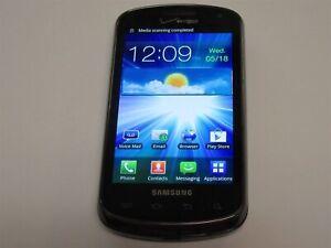 Samsung Galaxy Stratosphere SCH-I405 Black Verizon 4G LTE Slider Cell Phone