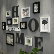 Photo Frame Set Picture Table Display Stand Wall Hanging Art Home Decor