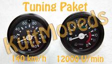 Simson Tachometer 12000/Min S51 S70 S53 KR51 Schwalbe Speedometer 140