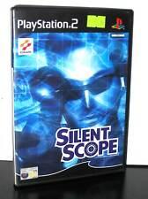 SILENT SCOPE GIOCO USATO IN OTTIMO STATO PER SONY PS2 EDIZIONE ITALIANA PG732