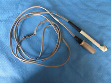 25 Mhz Cw Doppler Probe With Itt Cannon Xlr 7 Connector 3304