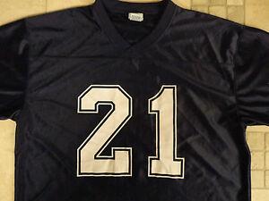 ADULT DALLAS COWBOYS NFL JERSEY #21 JULIUS JONES  XL NICE FREE US SHIPPING