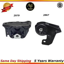 Engine Motor Mounts Set Kit For: 95/99 Dodge Stratus Plymouth Neon  2.0 L
