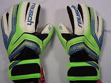 Reusch Soccer Goalie Gloves Serathor Prime R2 OrthoTec Finger Stays 3770730S SZ9