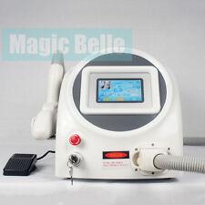 2016 hot sale q switch nd yag laser machine diode laser tatoo removal machine