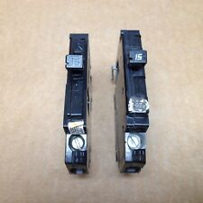 GTE SYLVANIA / CHALLENGER TYPE A 1 POLE 120/240V 15 AMP LEFT CLIP