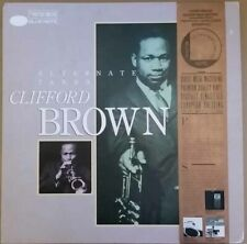 1984 JAZZ - CLIFFORD BROWN - ALTERNATE TAKES LP - BLUE NOTE BST 84428 VG+ DMM