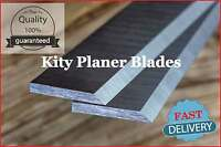 For KITY 636 260mm Re-Sharpenable HSS Planer Blades, suits KITY 636 machine