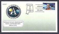 50TH ANNIVERSARY OF APOLLO SPACE PROGRAM * HUNTSVILLE, AL * 5/31/14 *