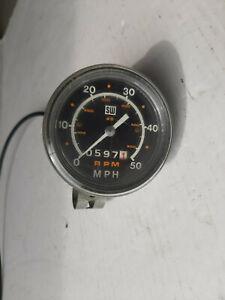 """Vintage Bicycle Speedometer SW STEWART WARNER 24-27"""" complete"""