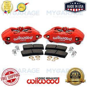 Wilwood Forged DPHA Front Caliper Kit for Honda / Acura Caliper # 140-13029-R