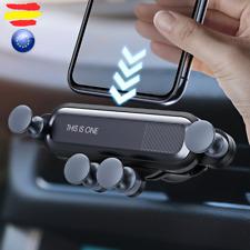 SOPORTE PARA MOVIL COCHE SMARTPHONE CAR VENTILACION AIRE XIAOMI HUAWEI IPHONE