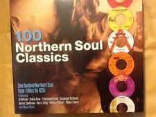 100.  NORTHERN.  SOUL.  CLASSICS.         FOUR. DISC. BOXSET.