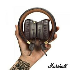 Marshall Major II Bluetooth Wireless or Wired On Ear HiFi Headphone BROWN New