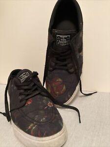 Nike Sb Zoom Stefan Janoski Digi Floral Shoe Skate 10.5