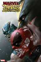 MARVEL ZOMBIES RESURRECTION #1 MARVEL COMICS  INHYUK LEE 2019 COVER A 1ST PRINT