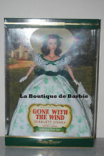SCARLETT O'HARA DOLL BARBECUE AT TWELVE OAKS, BARBIE CELEBRITY DOLLS COLLECTION