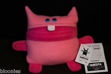 """A Monster to Love 8"""" Pink Plush Toy Doll NWT"""