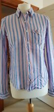 Hollister womens striped shirt size small