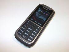 Samsung GT-C3350 - Steel Grey - Vodafone