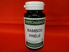 Nouvelle annonce THERASCIENCE PHYTOMANCE BAMBOU PRELE 90 GELULES 10/2022