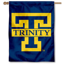 Trinity College Bants Blue Two Sided House Flag