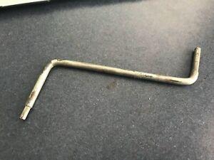 88-91 OEM Honda CRX  sunroof moonroof emergency tool wrench key closer