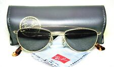 Ray-Ban USA NOS Vintage B&L 1940s Retro Aviator W1758 24kGP Arista NU Sunglasses