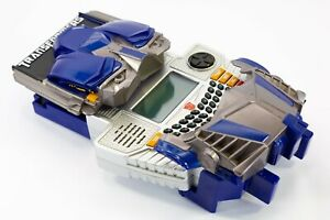 Transformer Optimus Prime Hand Held Transforming Electronic Game Hasbro 2007