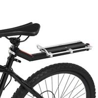 Bike Rear Rack Bicycle Luggage Seat Post Frame Carrier Holder Pannier Cargo Rack