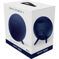 Harman Kardon Onyx Studio 4 Portable Bluetooth Speaker Blue