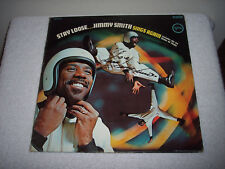 STAY LOOSE...JIMMY SMITH SINGS AGAIN~GATEFOLD VG-8745 SIGNED~VERVE RECORDS 1968