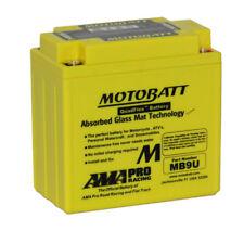 MOTOBATT mb9u extension batterie Moto remplacement 12N9-3B,YB9A-A,YB9L-A2