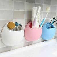 [ NT ] Práctico Lindo Huevos Diseño Cepillo Ventosa Soporte Ganchos Taza Órgano
