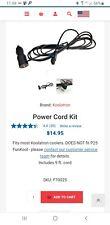 New listing F70025 Koolatron 12 Volt Dc Power Cord for Select Koolatron 12 Volt Coolers
