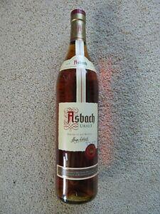 Asbach Uralt, alter Weinbrand, 0,7 l, 38 %, NEU - HUGO ASBACH Edition