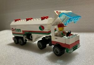 Lego 6594, Gas Transit Octan Petrol, 1992, Complete and w/Instructions, No Box