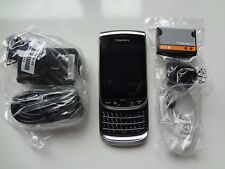 BlackBerry Torch 9810 (Unlocked)Silver Zinc  Slide 8GB 5MP Camera